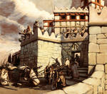 Mycenaean Siege