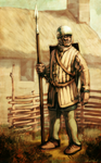 Militia Spearman