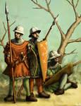 High Medieval Infantry