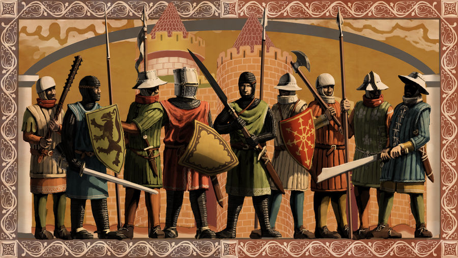 Maciejowski Soldiers