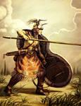 Minoan Spearman