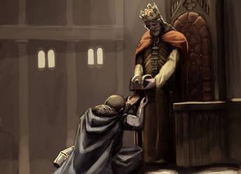 Bestowed Favor by LordGood