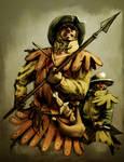 13th Century Spearman