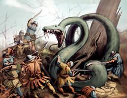 Serpent Den by LordGood