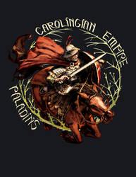 Carolingian Paladin by LordGood