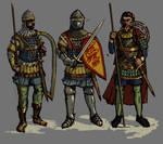 Bulgarian Horsemen