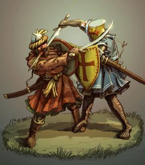 Crusade Duel