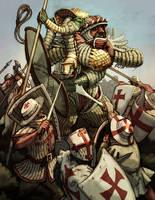 Naga Takedown