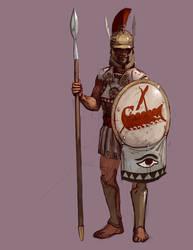 Cretan Hoplite