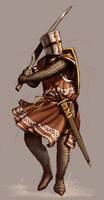 War Razor Knight