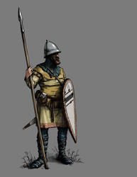 Bulgarian Light Spearman