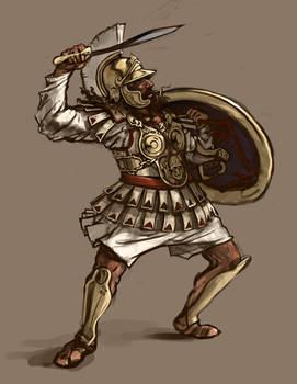 Carthaginian Hoplite