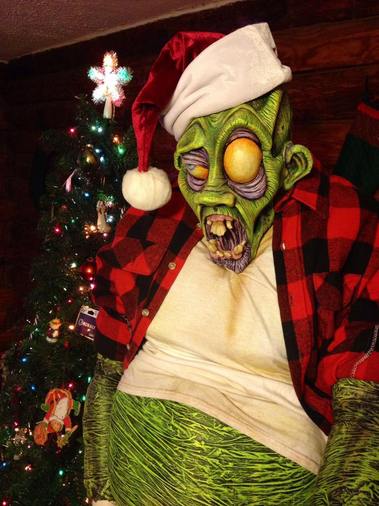 Zombie Santa by JPattonFX