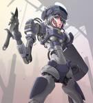 Cyborg Girl Anime 038