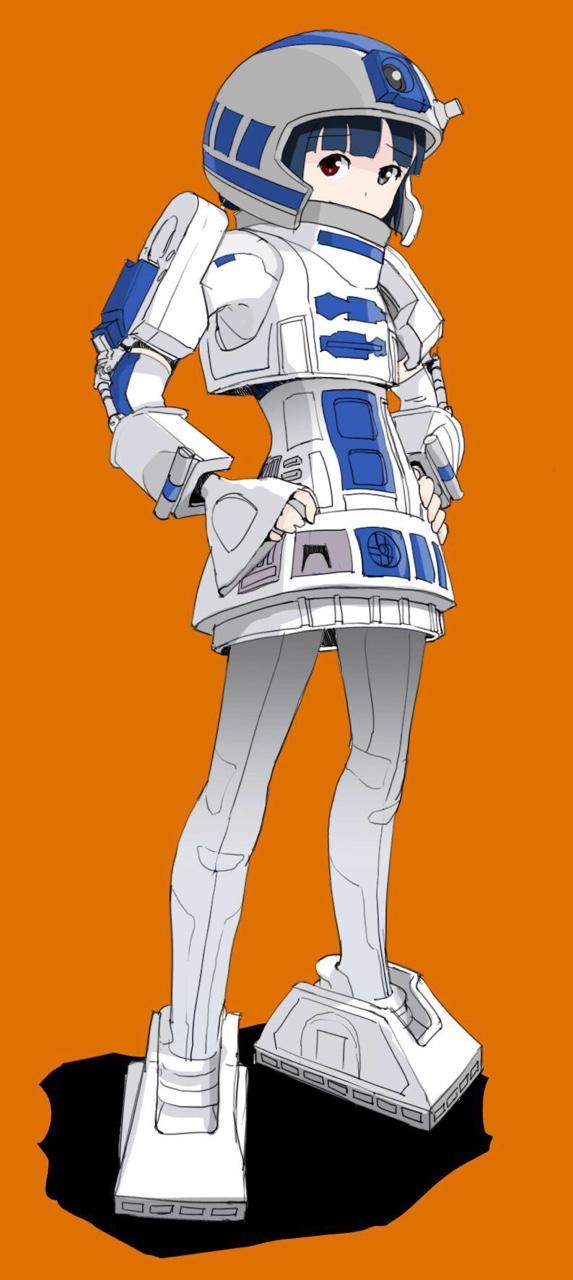 Cyborg Girl Anime 072 by Pepekas on DeviantArt
