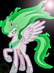 Queen Emerald by Mirai-Digi