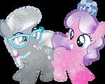 Galaxy Diamond Tiara And Silver Spoon