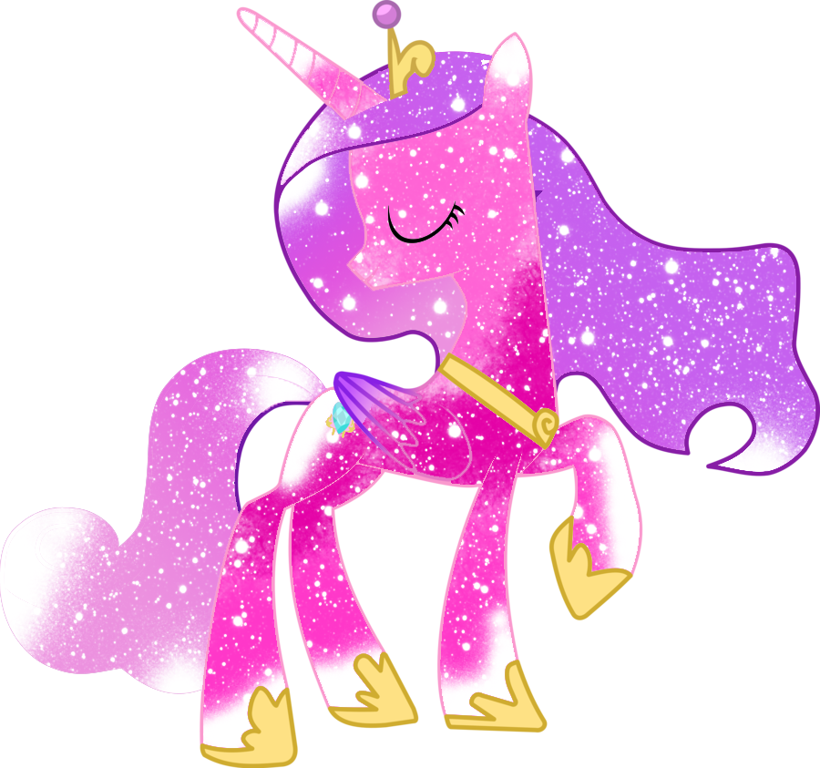Galaxy Princess Cadence by Digi-TheSaiyan