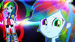 EG Rainbow Dash Wallpaper