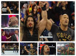 Royal Rumble 2015 Photo Collage #2