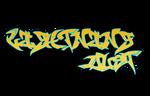 Lightning Dust Graffiti Logo