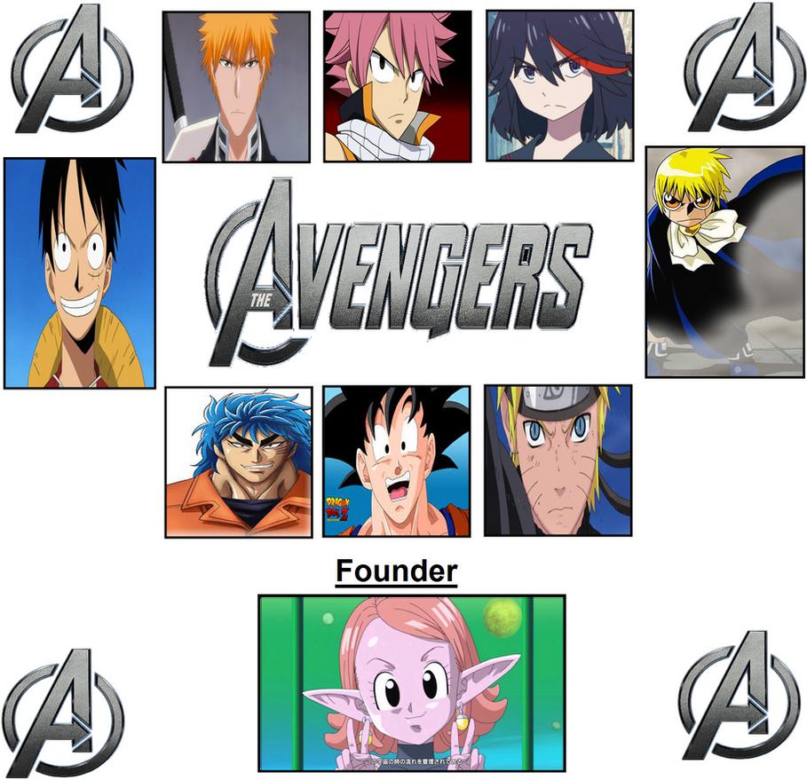 Avengers Meme By Mirai-Digi On DeviantArt