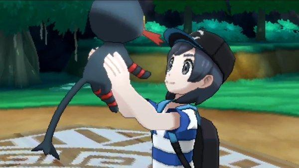 Resultado de imagen de pokemon sun moon screen shot