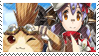 Xenoblade Chronicles 2: Tora and Poppi Stamp by Mirai-Digi
