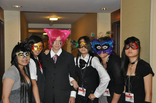 My Anime Expo group =)