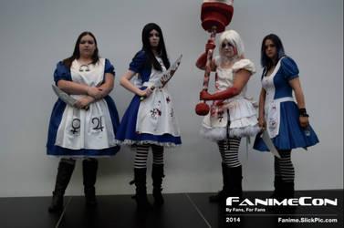 Alice Madness Returns Wonderland Gathering 2014