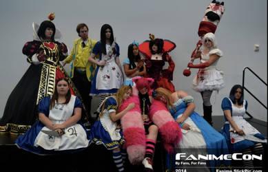 Fanime 2014 Wonderland Gathering 2014 #2