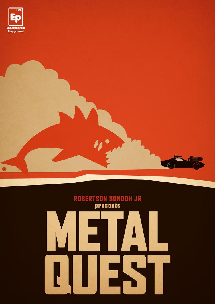 Metal Quest by rob-jr