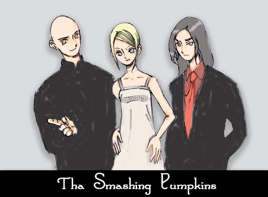 The Smashing Pumpkins by rob-jr