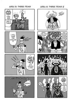 Savage Flower Kingdom Comic 5