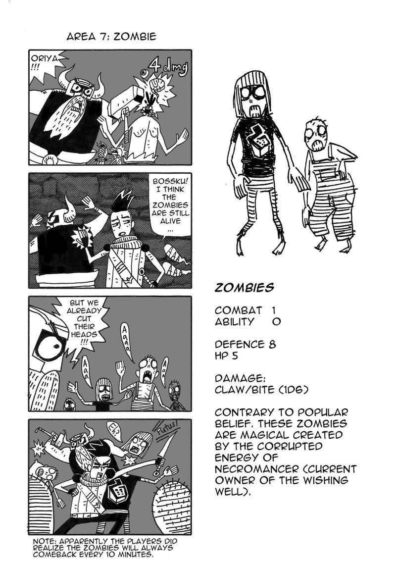 Savage Flower Kingdom Comic 6 by rob-jr