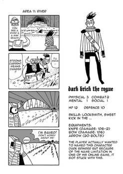 Savage Flower Kingdom Comic 8