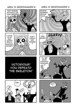 Savage Flower Kingdom Comic 13