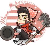 Mama Mako by bowlersandtophats