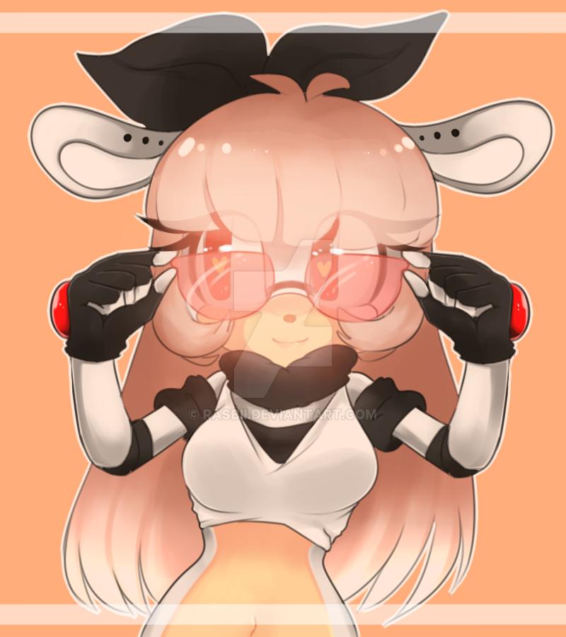 i'm cute tbh by ChocolateFawn