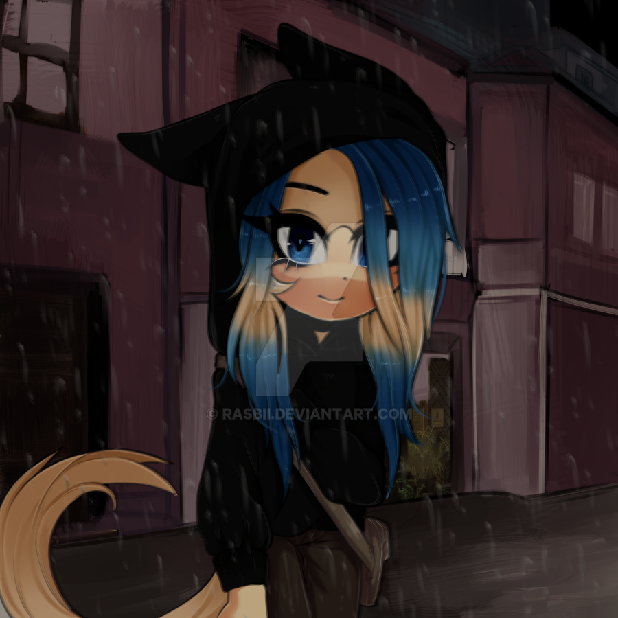 Rain By Rasbii On DeviantArt