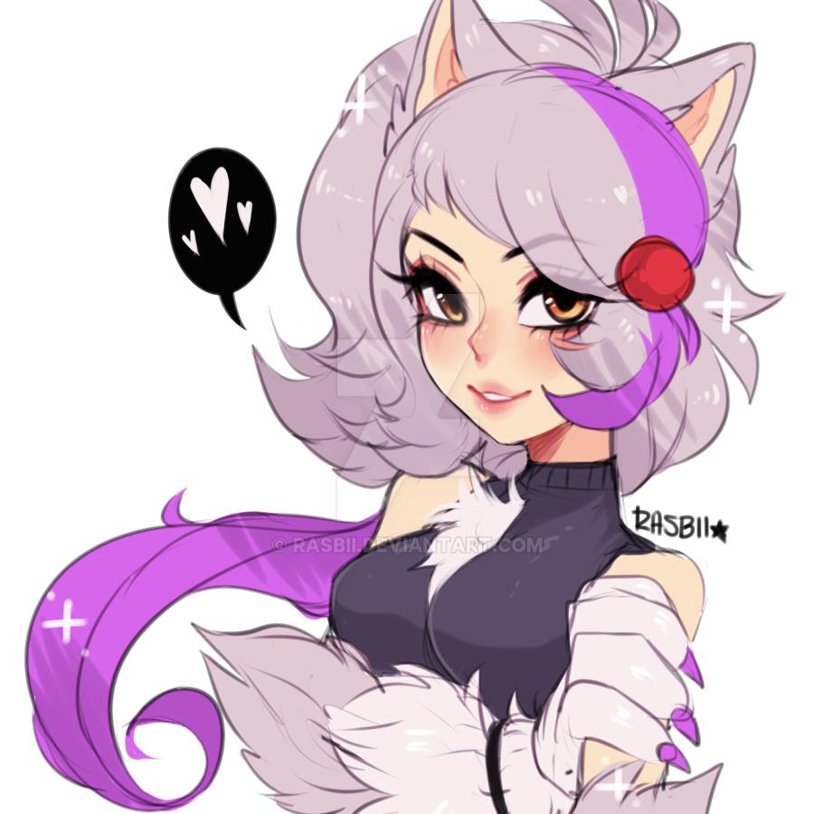 Baby Cat Girl