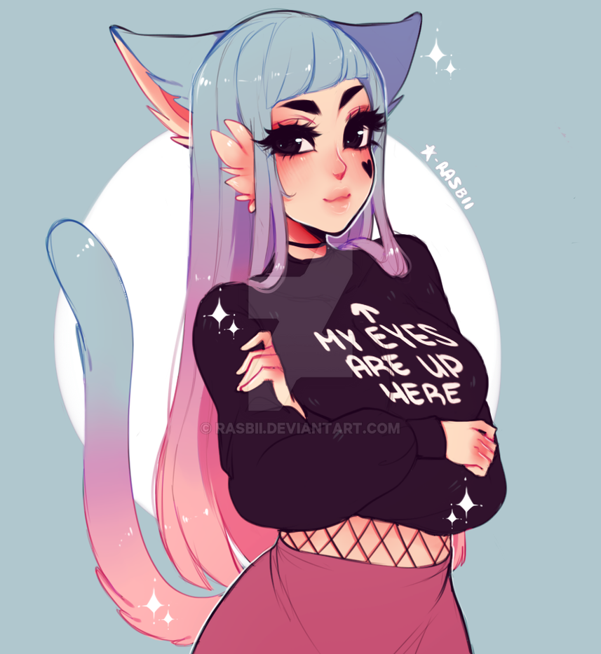 Cat Ear Shirt