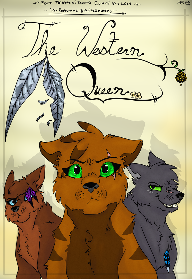 COTW:IbAm | The Western Queen | Cover by WesternValentyne