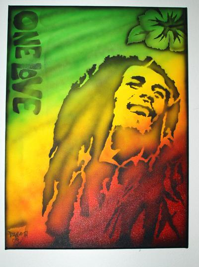 Bob Marley Rasta Smoke by DaveCartel on deviantART