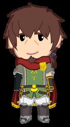Servant Chibi: Hector by TheNightmareNursery