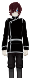 Dark Kingdom General - Standard Uniform Concept 02 by TheNightmareNursery