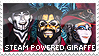 Steam Powered Giraffe Stamp 2017 by missingyouplz