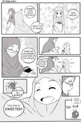 Sweet Apple by SketsaMuslim