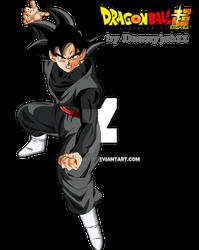 Black Goku (Mirai Trunks Saga)