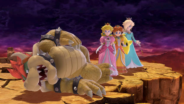 Super Smash Bros. Ultimate: Bowser Beaten